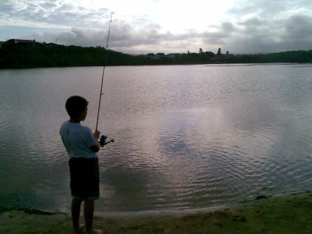 Fishing in the Eastern Cape